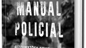 mapas mentais policia federal